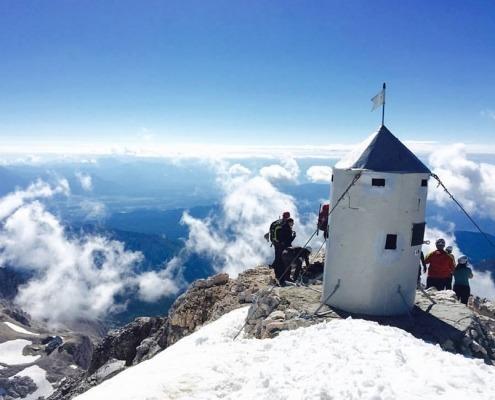 Climbing Triglav in 2 days
