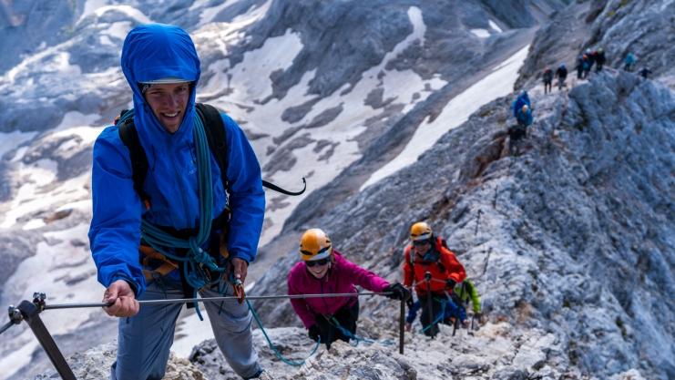 Mount Triglav Guiding