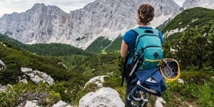 Panoramic Hike Julian Alps Slovenia