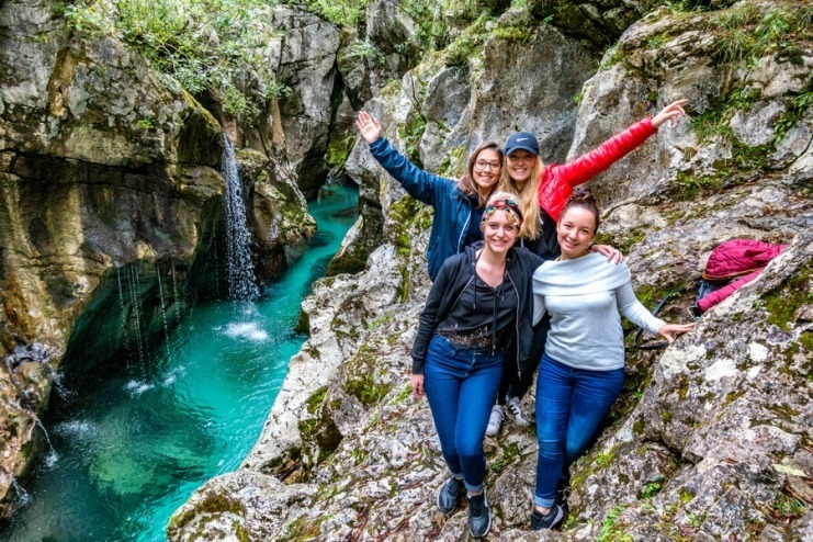7 alpine wonders a day tour in Slovenia