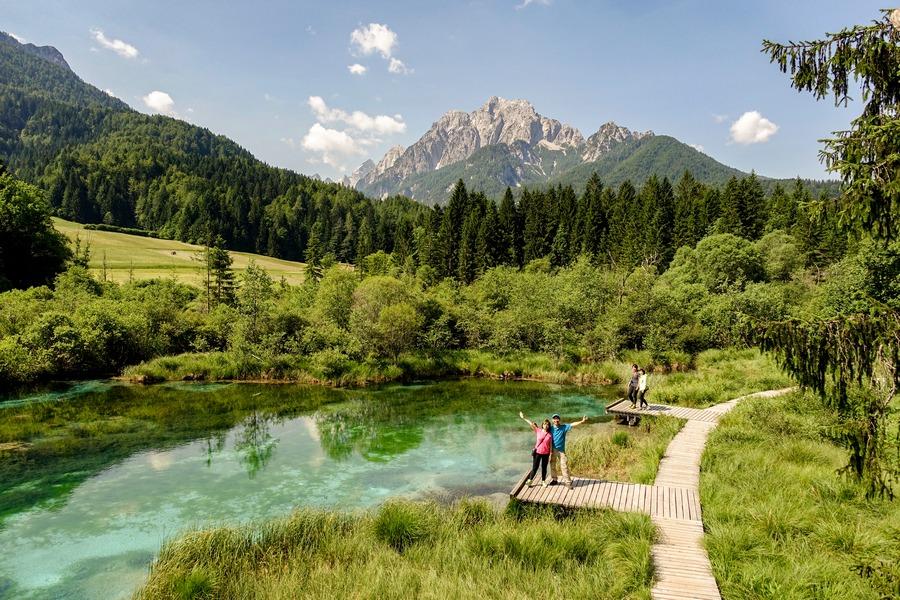 7 alpine wonders in Slovenia
