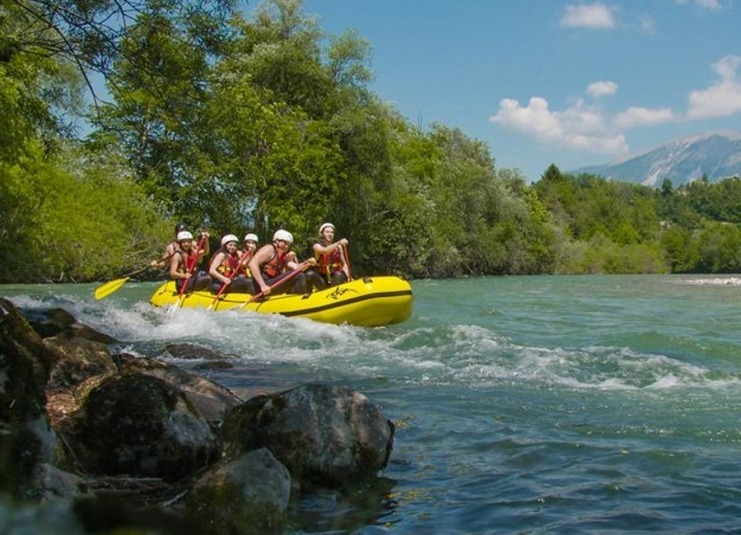 Fun Rafting (Sava River)