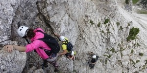 Multi Pitch - Slovenian Route
