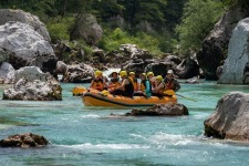 Rafting On Emerald Soca River is Supercool Adventure