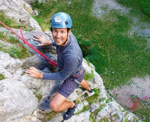 Rock Climbing 10 Routes