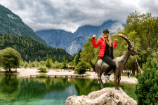 Story of Goldenhorn in Slovenia