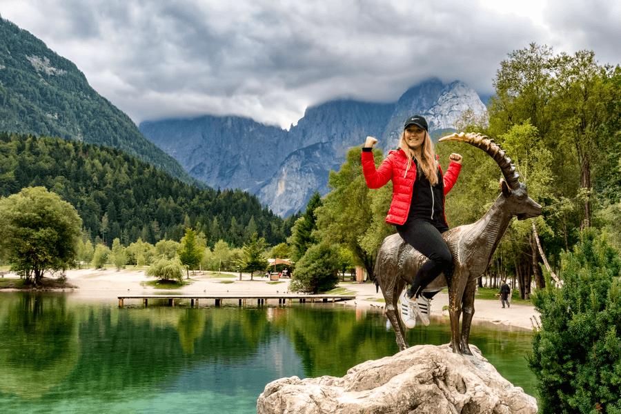Story of Goldenhorn in Slovenia