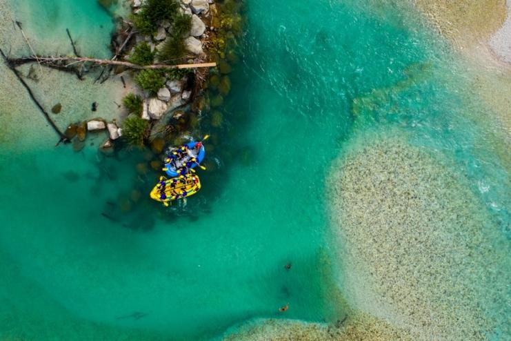 emerald soca river rafting short