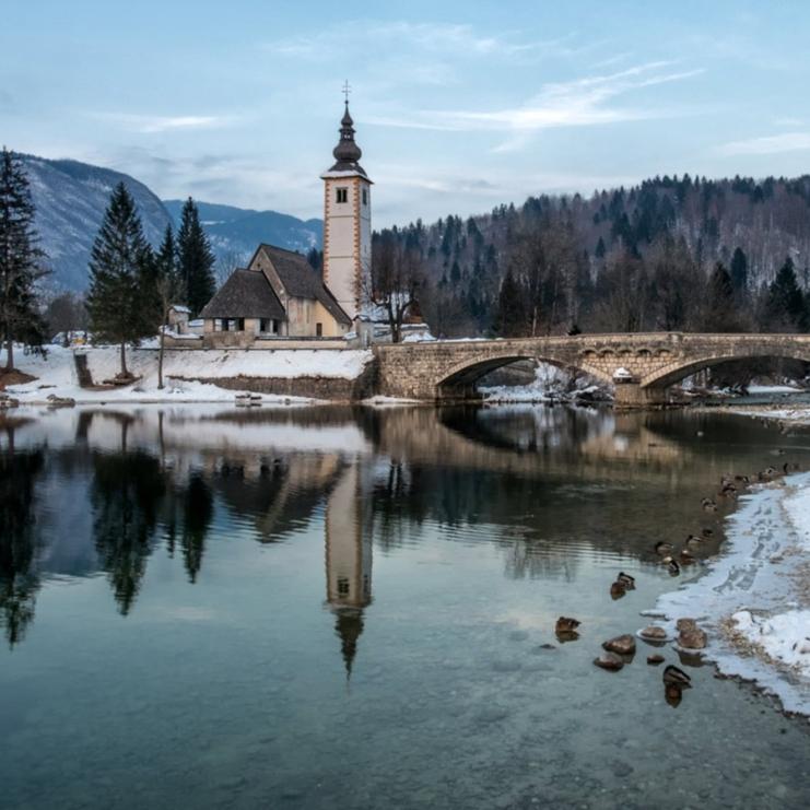 Bohinj Winter Tour