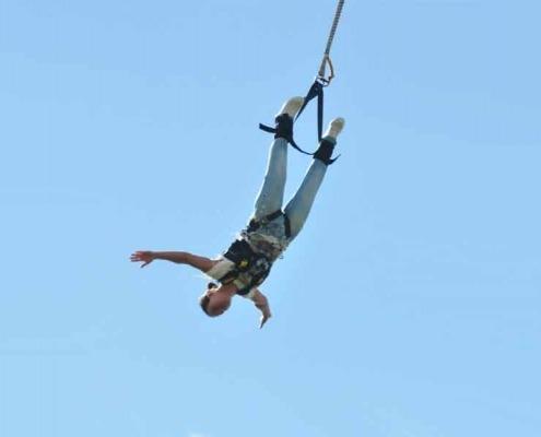 Bungee jumping Slovenia
