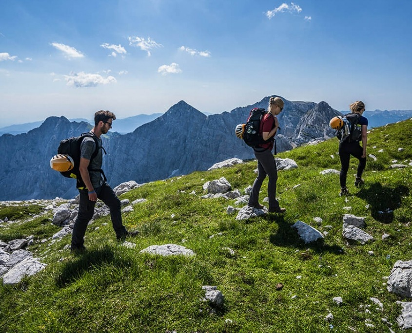 Hiking Slovenia Tours