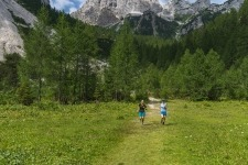 Hiking from Triglav to Krma valley