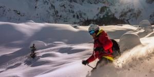 Ski touring Slovenia, Bled