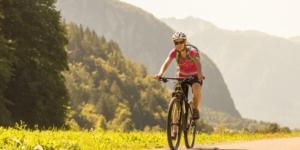 Active biking Pokljuka