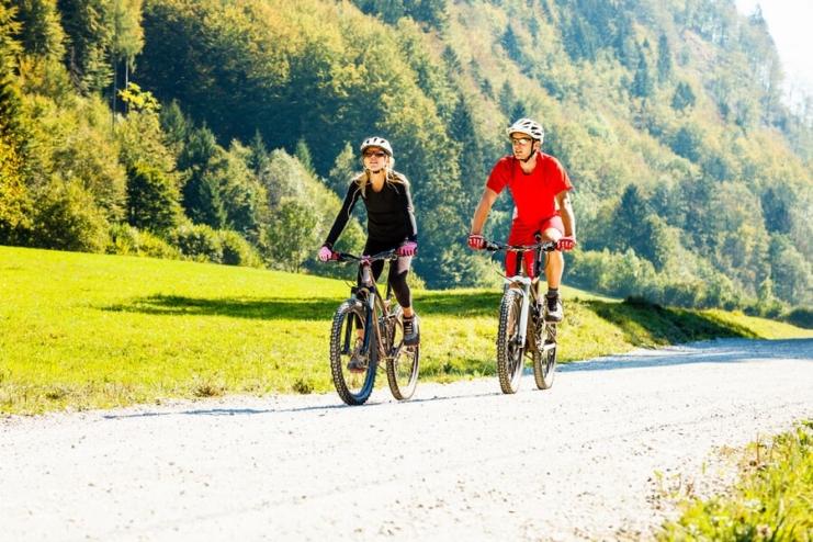 Biking trip to Kranjska Gora