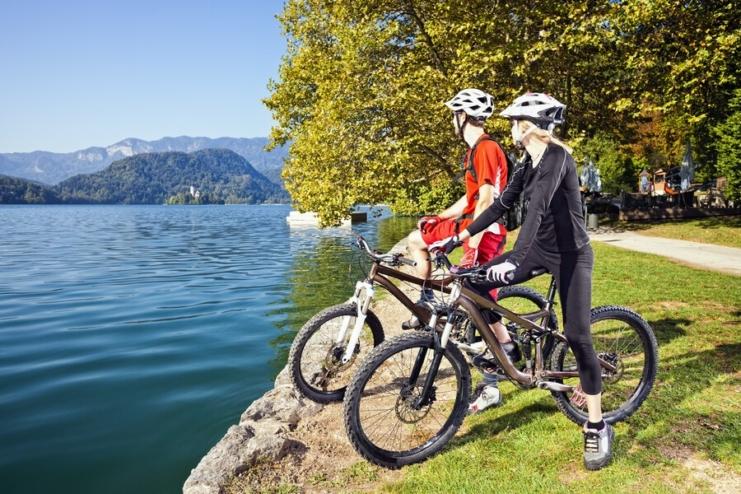 Bled round abound biking tour