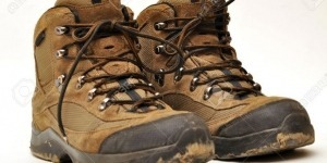 Hiking shoes mountaineering equipment rental