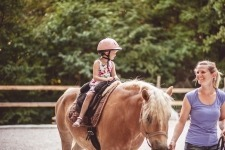Horseback riding kindergarten