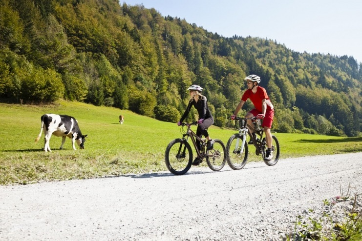 Triglav National Park biking tour