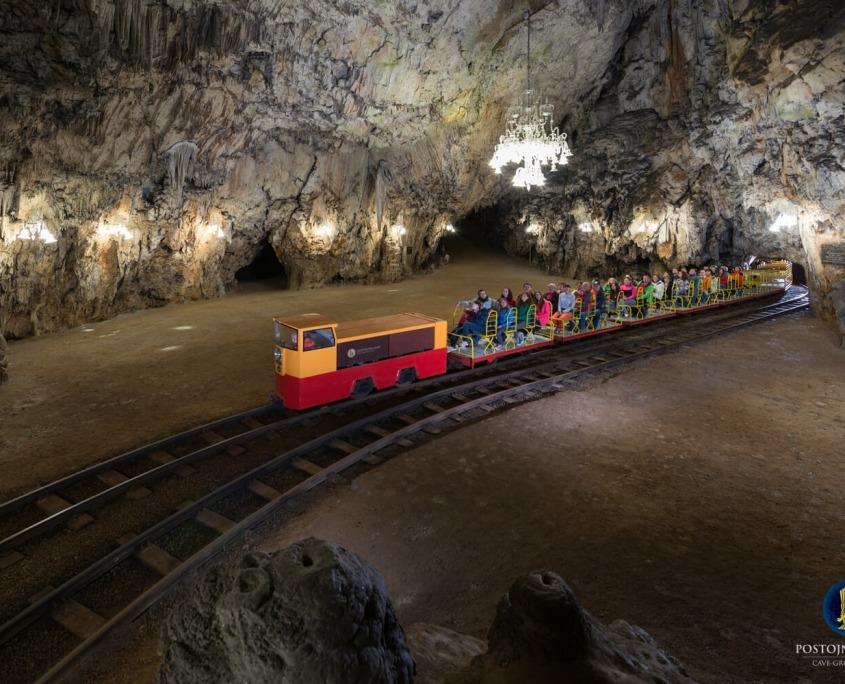 Postojna Cave Train