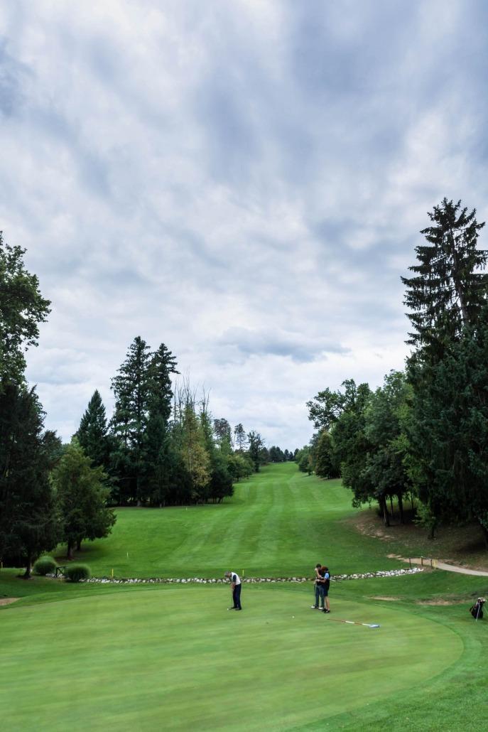 Mokrice Golf course