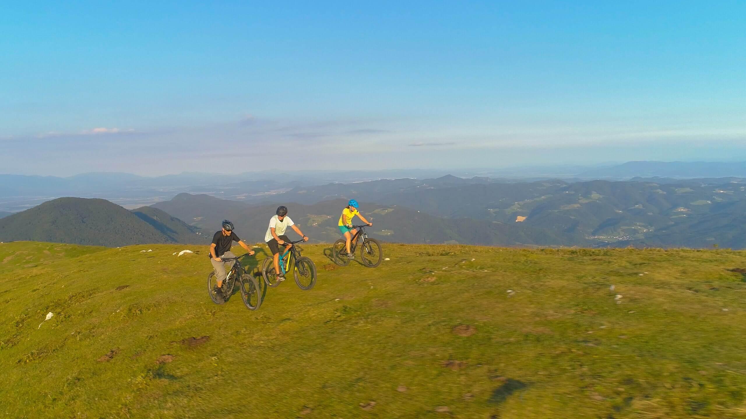 MTB trails slovenia