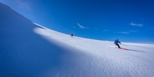 Dolomites ski touring