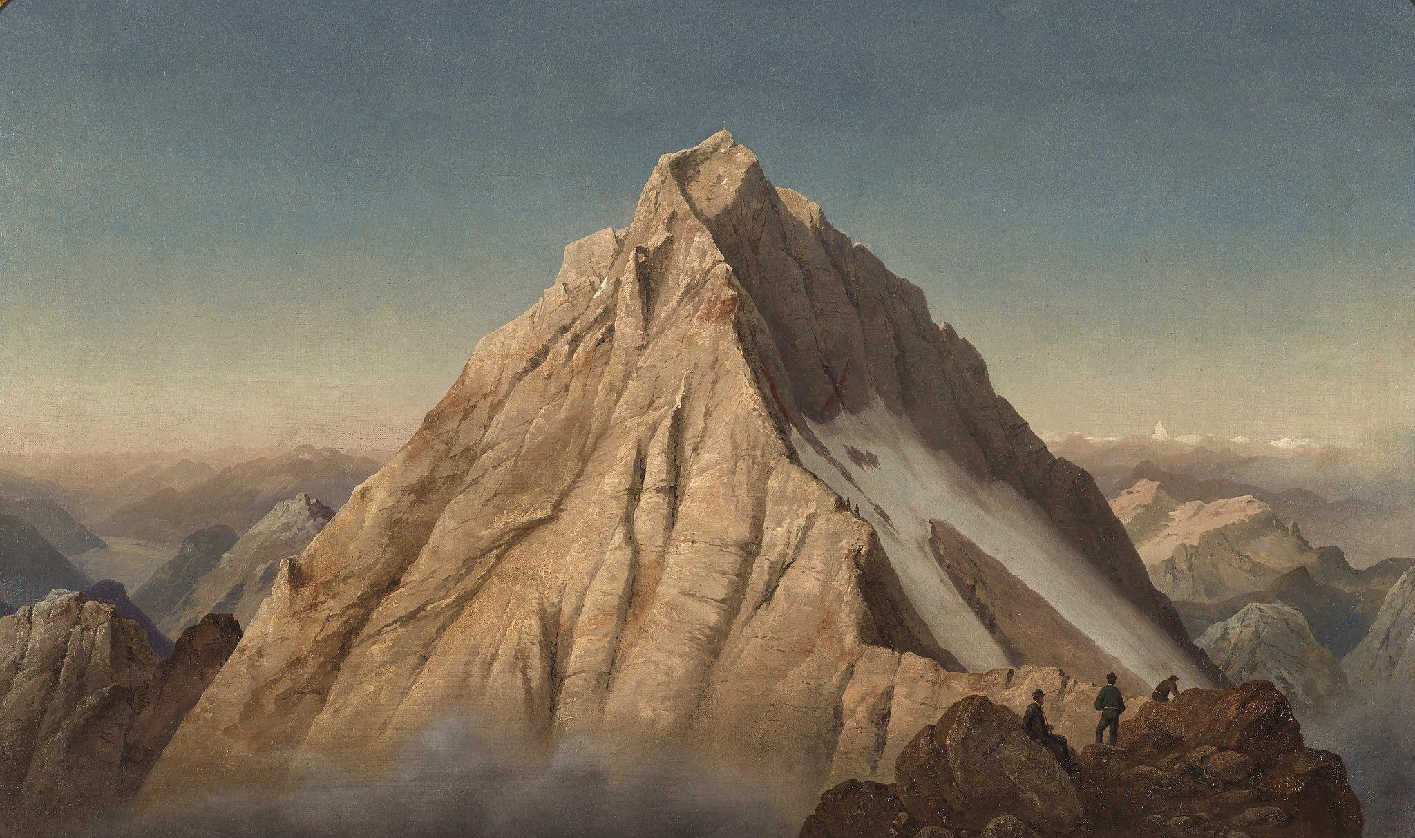 Marko_Pernhart_-_Peak_of_Mount_Triglav